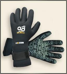перчатки велкро